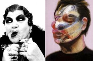 El Rostro: Lecturas, pornografía, destrucción y arte