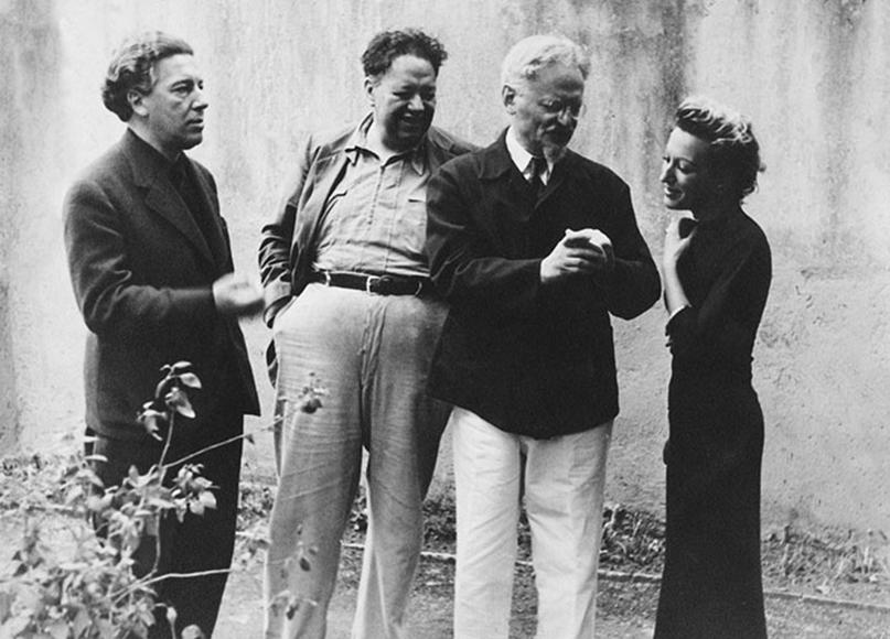 André Breton en México: Las conferencias perdidas