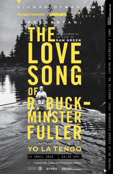 La canción de amor de R. Buckminster Fuller